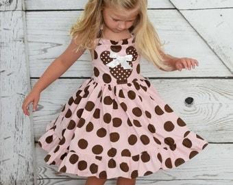 girls minnie mouse dress