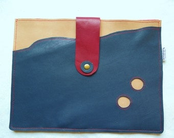 iPad case, Leather case, iPad 2 case, Tablet case, Leather ipad case, Tablet cover, blue case, red case,iPad2 case,iPad 2 cover,tablet cover