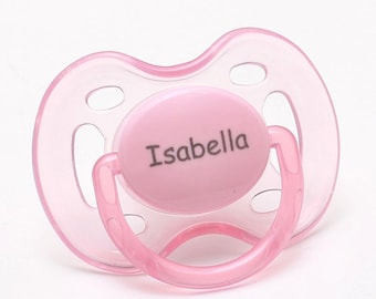 Personalized Gifts, Baby, Girl, Pacifiers, Baby Shower, Personalized Pacifier, Baby Girl Gift, Baby Shower Gift, Baby Girl, 0-6