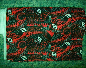 Nascar 2003 Fabric Dale Earnhardt Jr with number 8
