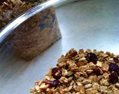 Maple Cranberry Granola - 1 pound