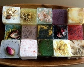 Soap Favors - Wedding Favors - Baby Shower- Stocking Stuffers