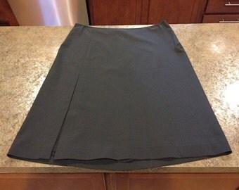 Vintage Jil Sander Black Skirt