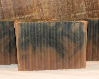 Zanzibar Spice Luxury Cold Process Rustic Soap with Honey - Palm Free