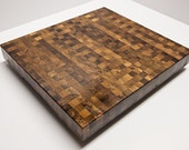 Handcrafted Figured Walnut Countertop Butcher Block Countertop Cutting Board **FREE SHIPPING to lower 48**