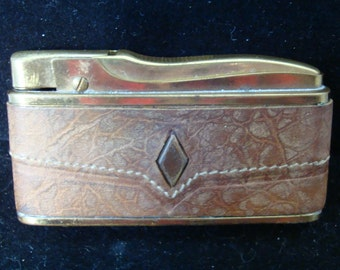 """CIGARETTE LIGHTER, marked """"ALPCO"""" on bttom also """"japan"""" and """"automatic lighter"""".Condition used, see description"""