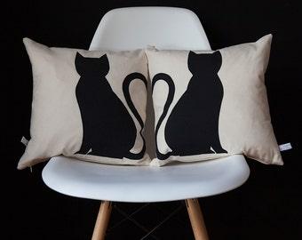 Cat Lovers Cushion Set