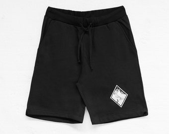 Dreamer Black Shorts // BLACK 25