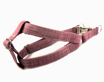 Orchid Dog Step in Harness