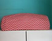 Red Chevron Cricut E2 Cover, Handmade, Supplies