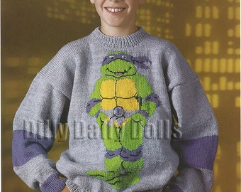 Knitting Pattern For Tortoise Jumper : Hand Knitted Toy Beatrix Potter Samuel Whiskers from Alan Dart