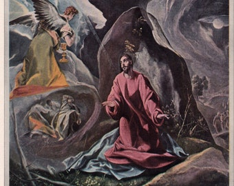 El Greco Domenikos Theotokopoulos  Christ Carrying the
