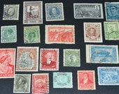 100 RARE Old World Stamps some mint