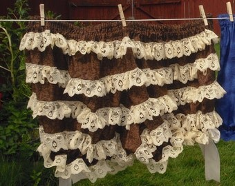 Plus Sized Steampunk Bloomers