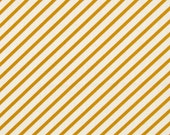 Fantasia Collection - Monokeros Stripe Ocre From Art Gallery - Choose Your Cut