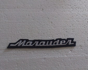 Maraunder patch