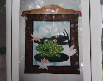 Phileas Frog Wall Hanging
