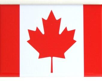 Flag of Canada Fridge Magnet