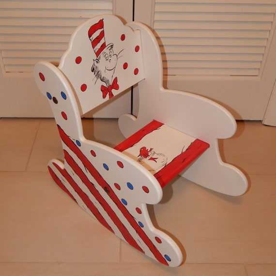 Cat In The Hat Rocking Chair