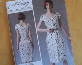 Uncut Vogue 1350 Sewing Pattern - Rachel Comey - Size 14-22