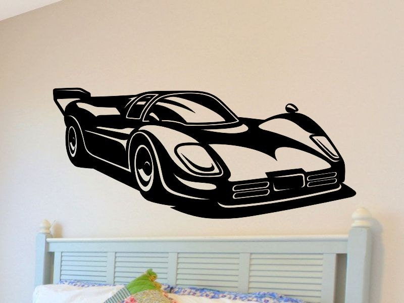 Car Wall Decals Roselawnlutheran - Disney cars wall decals kids rooms