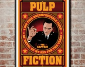Pulp Fiction: The Captain Captain Koons Movie Poster