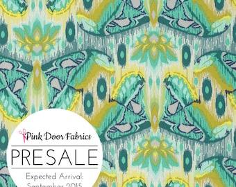PRESALE - Eden - Atlas in Sapphire - PWTP070.SAPPH- Tula Pink for Free Spirit - 1/2 Yard