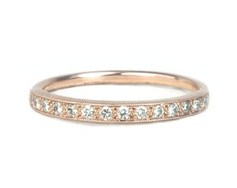 The Adelaide Diamond Eternity Ring