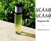 Fragrance Oil Inspired by YLANG YLANG Essential Oil 1/3, 1/2, or 1 ounce (oz)