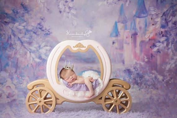 Princess Cinderella Carriage Prop Carriage Prop Princess