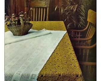 Heritage Crochet  / Pattern Book  / Leisure Arts Leaflet 92