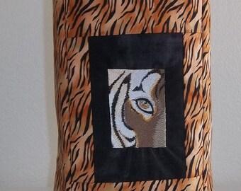 Blender Cover, Eye of the Tiger, Jungle Print Kitchen Accessory, Tiger Blender Cover