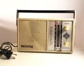RADIO CRUTINC Vintage 1970