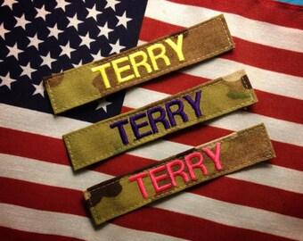 Military Name Tape