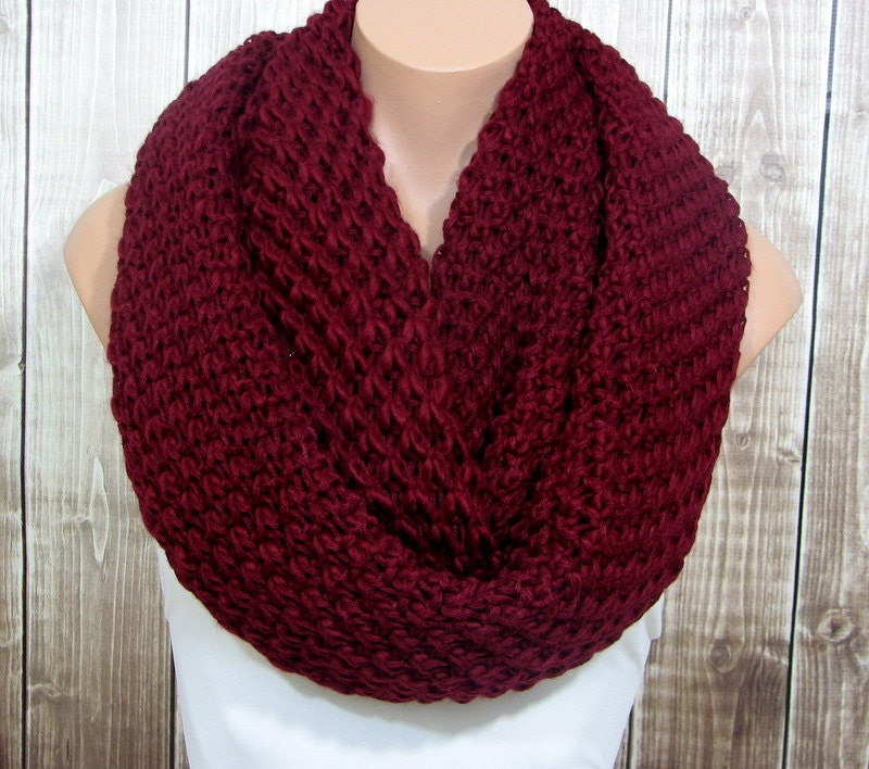 infinity scarf knit scarves knitted for by