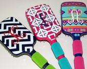 NEW PATTERNS - Hair Brush Monogrammed Personalized