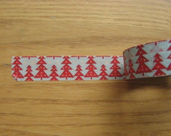 Winter and Holiday Washi Tape in 3 Different Patterns