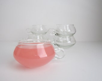 Modern Punch Glasses