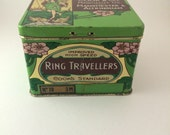 Cook&Co Manchester Ltd Ring Travellers tin