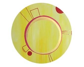 Yellow : Original