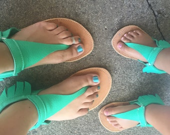 Mommy and Me Sandals