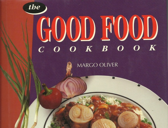 Items similar to the good food cookbook by margo oliver vintage items similar to the good food cookbook by margo oliver vintage cook book 1990s cookbook on etsy forumfinder Gallery