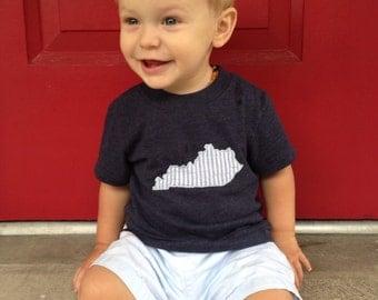 Baby/Toddler Kentucky Applique T-Shirt