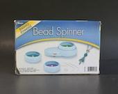 Bead Spinner - Darice Beading Machine - Battery Powered Beader - Motorized Bead Spinner - Bead Stringer - Automatic Bead Spinner