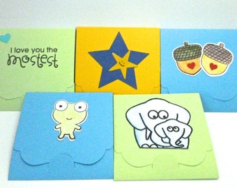 Lunchbox Notes for boys, Lunchbag Notes, Backpack Love Notes