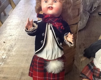 1959's Roddy Doll Made in England