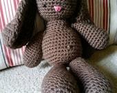 Crochet Bunny Toy