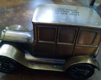 Ford Model T Bank,