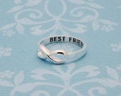 Infinity Ring - Best Friend