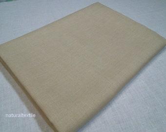 """100% Linen FULL DUVET COVER Flax Beige European Luxury 76""""x87"""" (193x220cm)"""